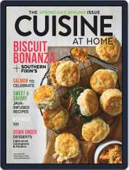 Cuisine at home (Digital) Subscription March 1st, 2020 Issue