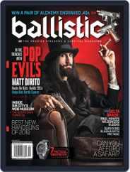 Ballistic (Digital) Subscription April 1st, 2019 Issue