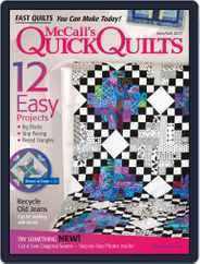 QUICK QUILTS (Digital) Subscription June 1st, 2017 Issue