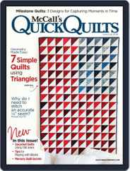 QUICK QUILTS (Digital) Subscription June 1st, 2018 Issue