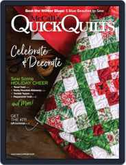 QUICK QUILTS (Digital) Subscription December 1st, 2018 Issue