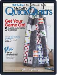 QUICK QUILTS (Digital) Subscription April 1st, 2019 Issue