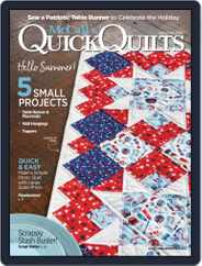 QUICK QUILTS (Digital) Subscription June 1st, 2019 Issue