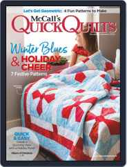 QUICK QUILTS (Digital) Subscription December 1st, 2019 Issue