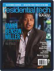 Residential Tech Today (Digital) Subscription January 1st, 2019 Issue