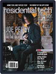 Residential Tech Today (Digital) Subscription June 1st, 2019 Issue