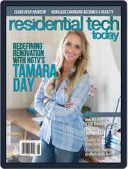 Residential Tech Today (Digital) Subscription July 1st, 2019 Issue