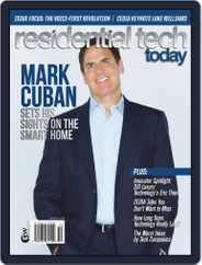 Residential Tech Today (Digital) Subscription September 1st, 2019 Issue