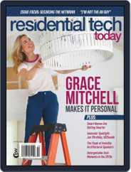 Residential Tech Today (Digital) Subscription January 1st, 2020 Issue