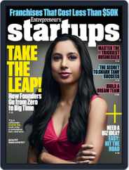 Entrepreneur's Startups (Digital) Subscription January 1st, 2017 Issue