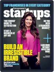 Entrepreneur's Startups (Digital) Subscription April 1st, 2017 Issue