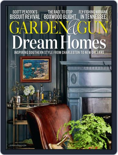 Garden & Gun (Digital) April 1st, 2019 Issue Cover
