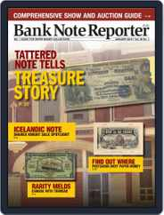 Banknote Reporter (Digital) Subscription January 1st, 2019 Issue
