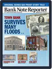 Banknote Reporter (Digital) Subscription February 1st, 2019 Issue