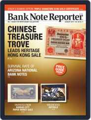 Banknote Reporter (Digital) Subscription August 1st, 2019 Issue