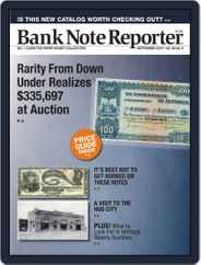 Banknote Reporter (Digital) Subscription September 1st, 2019 Issue