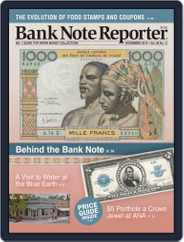Banknote Reporter (Digital) Subscription November 1st, 2019 Issue
