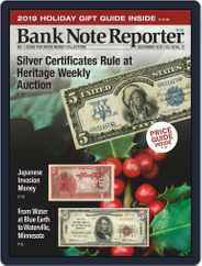 Banknote Reporter (Digital) Subscription December 1st, 2019 Issue