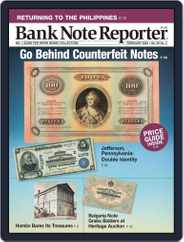 Banknote Reporter (Digital) Subscription February 1st, 2020 Issue
