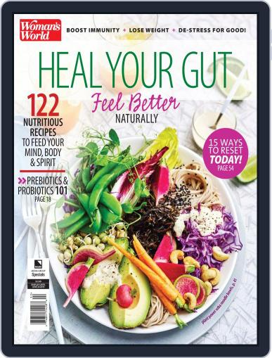 Heal Your Gut Magazine (Digital) January 15th, 2020 Issue Cover