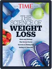 TIME The Science of Weight Loss Magazine (Digital) Subscription December 20th, 2019 Issue
