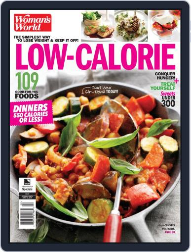 Low-Calorie January 15th, 2020 Digital Back Issue Cover