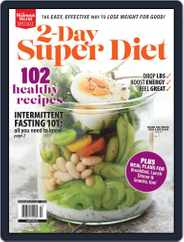 2-Day Super Diet Magazine (Digital) Subscription January 15th, 2020 Issue