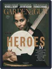 Garden & Gun (Digital) Subscription April 1st, 2020 Issue