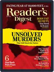 Reader's Digest (Digital) Subscription April 1st, 2020 Issue