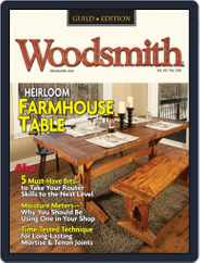 Woodsmith (Digital) Subscription April 1st, 2020 Issue