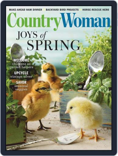 Country Woman (Digital) April 1st, 2020 Issue Cover