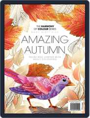 Colouring Book: Amazing Autumn Magazine (Digital) Subscription March 23rd, 2020 Issue