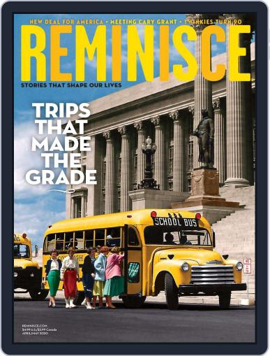 Reminisce (Digital) April 1st, 2020 Issue Cover