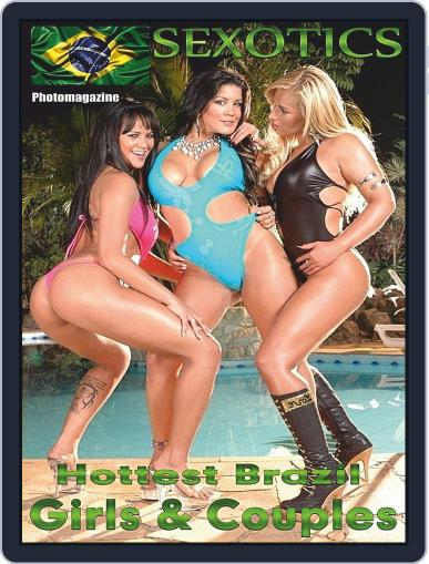Brazilian Exotic Adult Photo (Digital) March 11th, 2020 Issue Cover