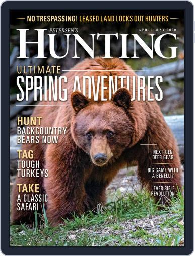 Petersen's Hunting (Digital) April 1st, 2020 Issue Cover