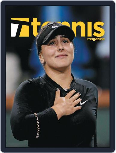 Tennis (digital) March 1st, 2020 Issue Cover