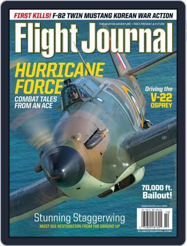 Flight Journal Magazine (Digital) September 1st, 2020 Issue Cover