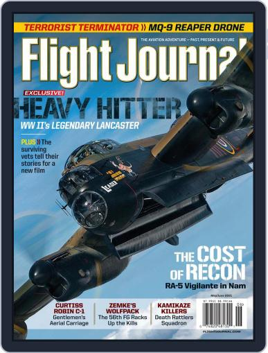 Flight Journal Magazine (Digital) May 1st, 2021 Issue Cover
