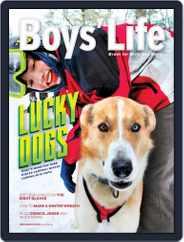 Boys' Life Magazine (Digital) Subscription December 1st, 2020 Issue