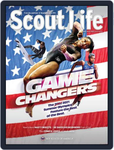 Scout Life (Digital) June 1st, 2021 Issue Cover