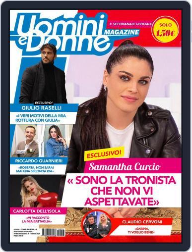 Uomini e Donne Magazine (Digital) February 26th, 2021 Issue Cover