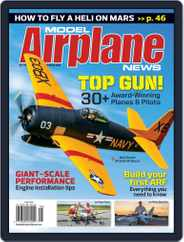 Model Airplane News Magazine (Digital) Subscription August 1st, 2021 Issue