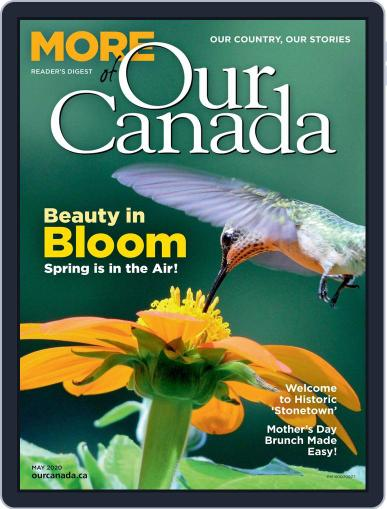 More of Our Canada (Digital) May 1st, 2020 Issue Cover