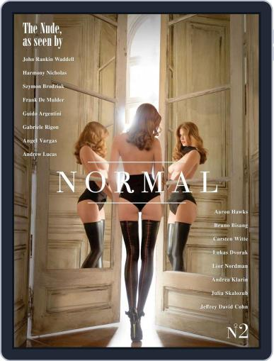 Normal Magazine Original Edition (Digital) August 7th, 2014 Issue Cover