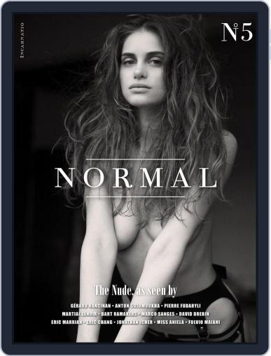 Normal Magazine Original Edition (Digital) November 30th, 2015 Issue Cover