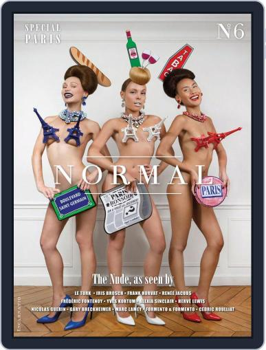 Normal Magazine Original Edition (Digital) January 1st, 2017 Issue Cover