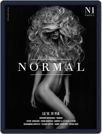 Normal Magazine Original Edition (Digital) April 1st, 2017 Issue Cover