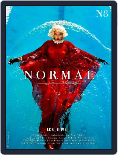 Normal Magazine Original Edition (Digital) July 1st, 2017 Issue Cover