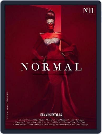 Normal Magazine Original Edition (Digital) February 1st, 2019 Issue Cover