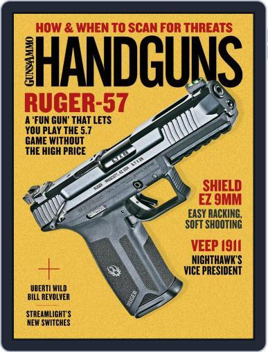 Handguns (Digital) June 1st, 2020 Issue Cover